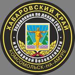 Управление по делам ГОЧС г. Комсомольска-на-Амуре